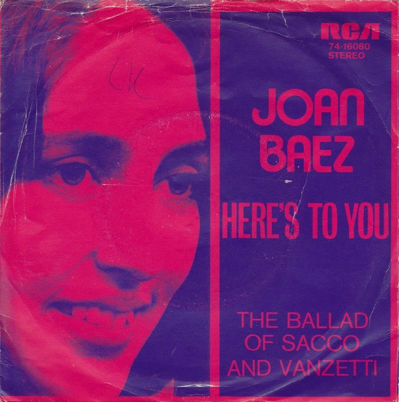 11  Joan Baez Heres To You