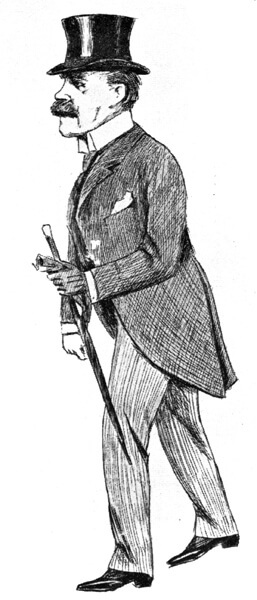 Sketch Of Walter Pater
