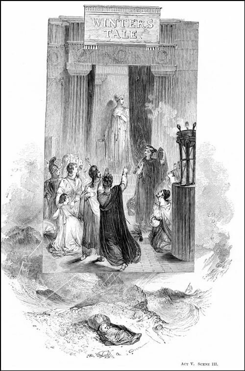 Charles Knight, The Pictorial Shakespeare, έκδ. 1838-1841